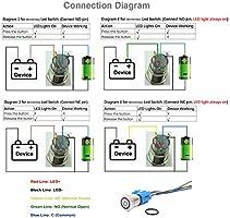 Paquete De 10 Leds con resistencias 3mm o 5mm para la operación de 5 voltios o 12 voltios