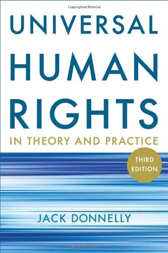 Universal Human Rights In Theory+Prac.
