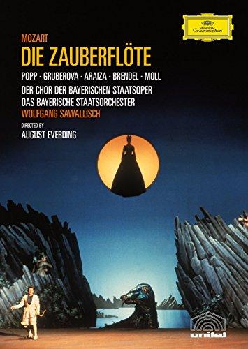 Edita Gruberova - Die Zauberflote (DVD)