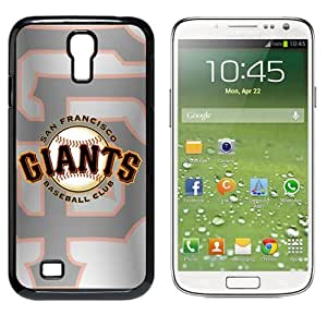MLB San Francisco Giants Samsung Galaxy S4 Case Cover by runtopwell