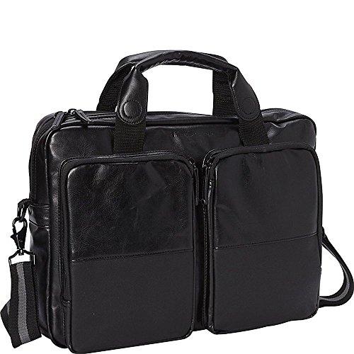 Ben Sherman Keats Grove Leather Top Zip 15.6