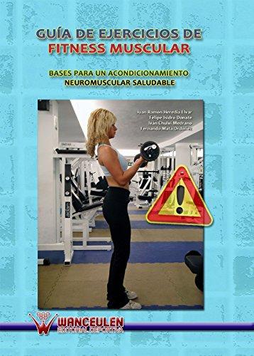 Amazon.com: Guía de ejercicios de fitness muscular: Bases ...