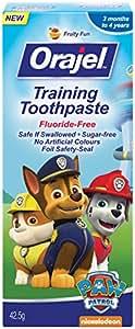 Orajel PAW Patrol Trianing Toothpaste, 1.5 Oz