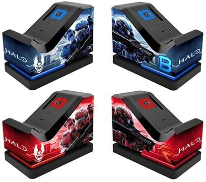 Xbox One Halo 5: Guardians Controller Charging Dock - Blue (Power ...