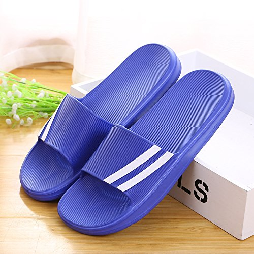 Indoor antiskid 41 antiskid slippers blue Indoor drWxw0HYqr