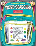 Word Searches, McGraw-Hill Staff and Frank Schaffer Publications Staff, 0768207193