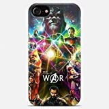 Inspired by Avengers infinity war phone case Avengers iPhone case 7 plus X