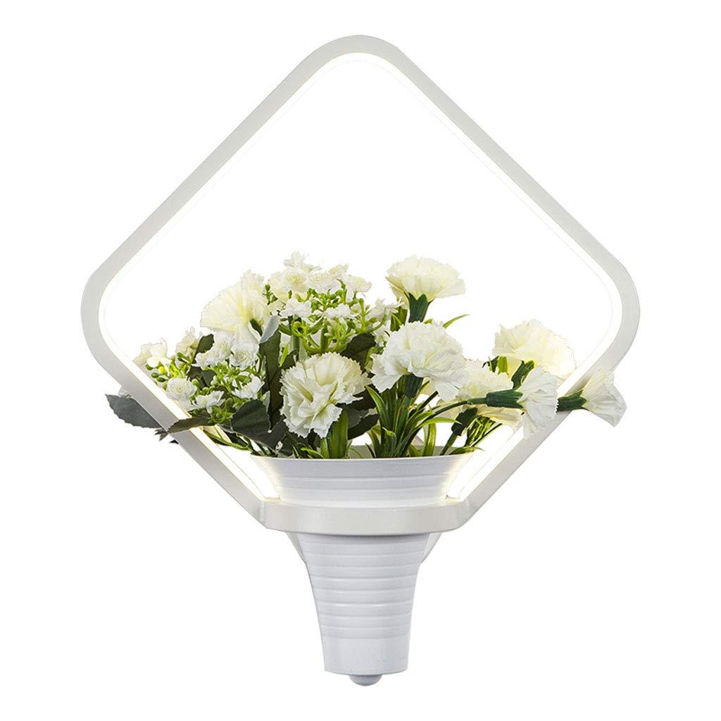 Unbekannt HUYP Einfache Wandleuchte Wohnzimmer Led Nachttischlampe Studie Kinderzimmer Lampe