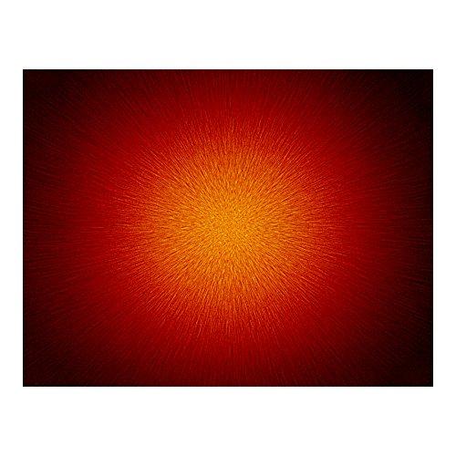 (Hoffman Fabrics 0456181 Supernova Digital Print 43in Panel Burst Citrine,)