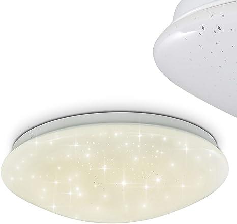 LED Luxus Deckenbeleuchtung Sternenhimmel Effekt Küchenleuchte Durchmesser 35 cm