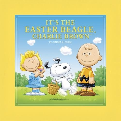 It's the Easter Beagle, Charlie Brown (Deluxe Ed.) (Green Festival Egg)