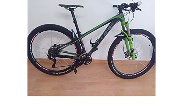 Cube bicicleta MTB Reaction GTC Pro 29 TG.15