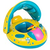 Best Floaters - UClever Inflatable Baby Pool Float Swimming Ring Review
