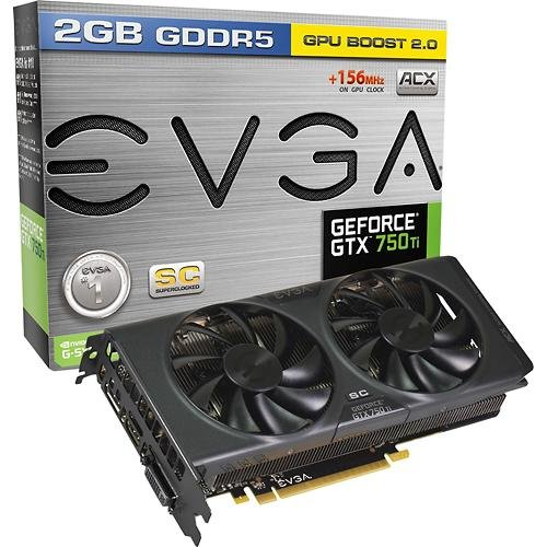750 ti superclocked 2gb - 4