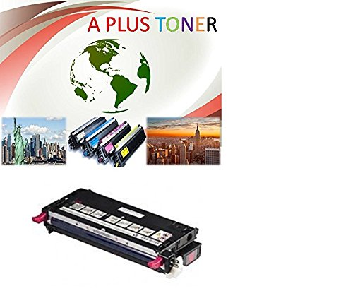 A Plus Toner Replacement Xerox Phaser 6180 5 Pk Toner Set (2Black, 1 Cyan, 1 Magenta, 1 Yellow) High Capacity Laser Toner Cartridges Photo #5