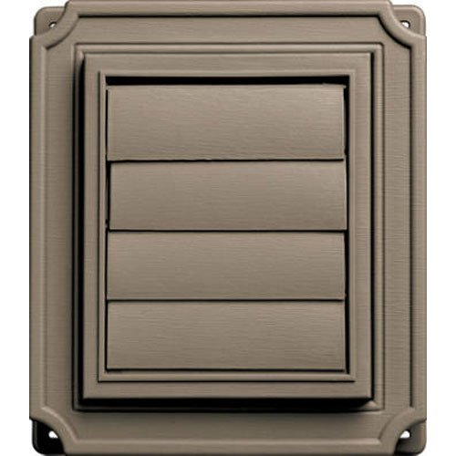 Builders Edge 140137079095 Vent, Clay by Builders Edge