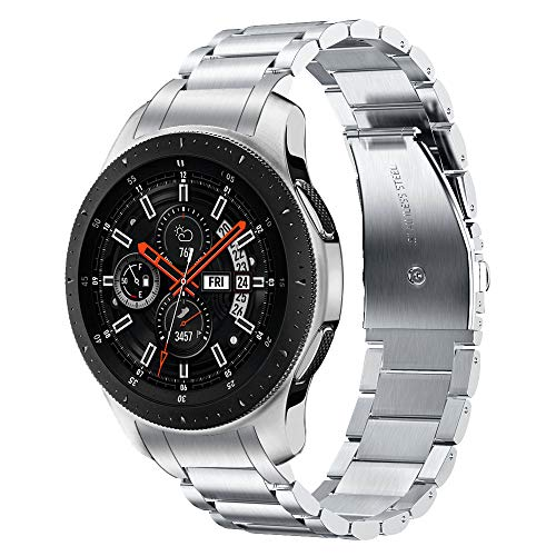V-MORO Metal Silver Band Compatible with Galaxy Watch for sale  Delivered anywhere in Canada