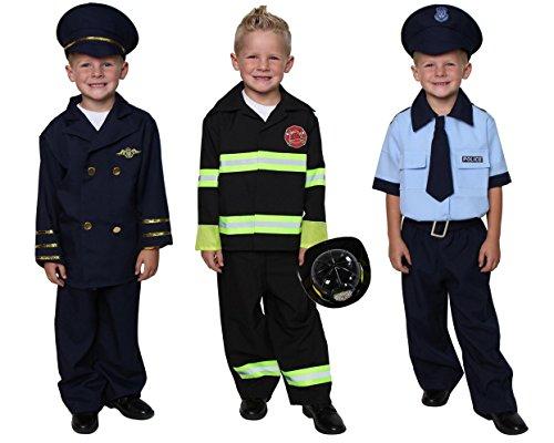 Boys  (Fighter Pilot Helmet Costumes)