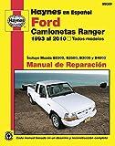 camionetas ford - Ford Camionetas Ranger Manual de Reparacion: 1993 al 2010, Todos Modelos (Haynes Manuals) (Spanish Edition)