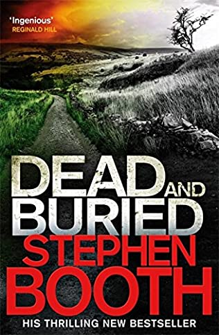 book cover of Dead and Buried