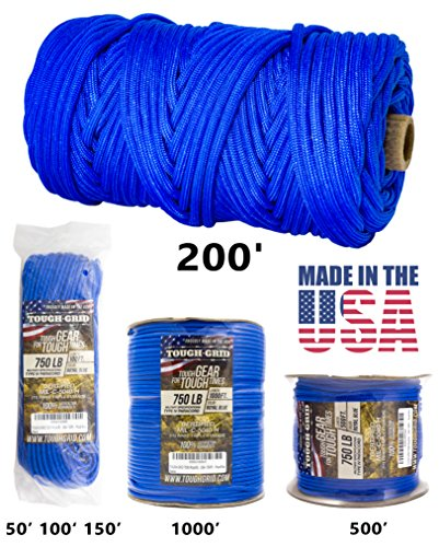 1000 ft paracord - 9