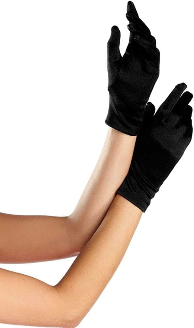 Wrist Length Gloves 21 cm Be Wicked BW100-21