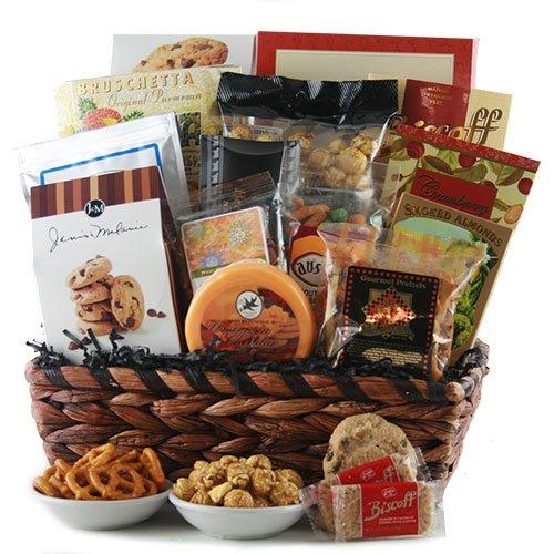Guiltless Pleasures - Healthy Gift Basket