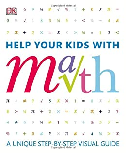 help your kids math a visual problem solver for kids and help your kids math a visual problem solver for kids and parents barry lewis 9780756649791 com books