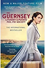 The Guernsey Literary and Potato Peel Pie Society: rejacketed Paperback