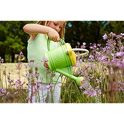 Green Toys Watering Can Toy, Green: Toys & Games
