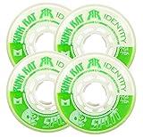Rink Rat Identity Split 78A Inline Hockey Skate Wheels - 4 Pack 2014