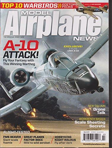 - Model Airplane News Magazine March 2017