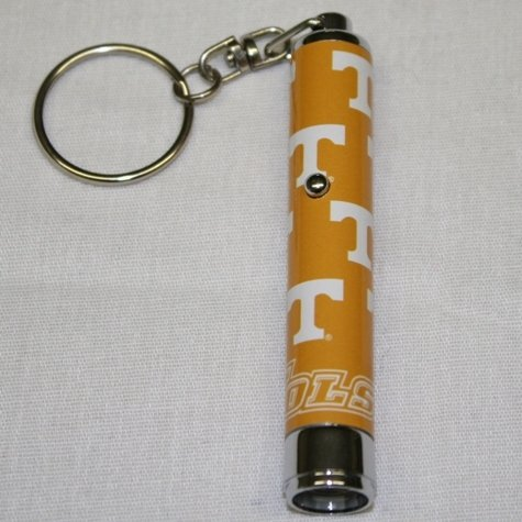 NCAA Tennessee Volunteers Light-Up Projection Keychain