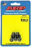 ARP 640-0515 Black Oxide 1/4-20'' RH Thread 0.515'' UHL 12-Point Bolt with 5/16'' Socket and Washer, (Set of 5)