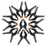 FUDESY 10-Piece Heavy Duty 4.5 inch Muslin Spring