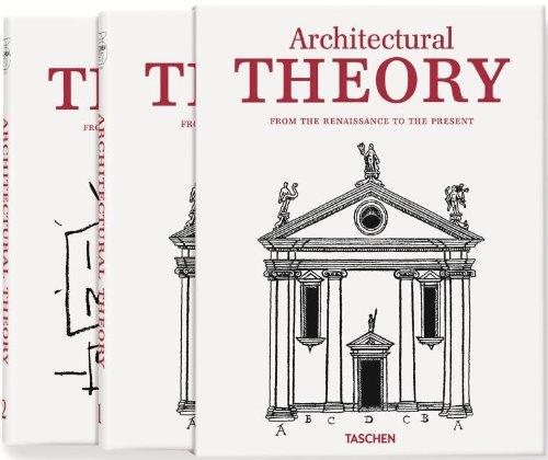 Architectural Theory, 2 Vol. pdf epub