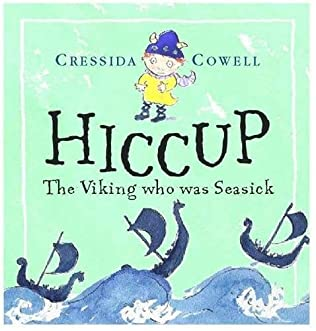 book cover of The Seasick Viking