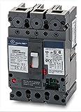 Circuit Breaker, 3Pole, 100A, E, 600V