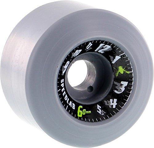 お母さんポケット寓話Speedlab Time Flies 60 mm 100 Aグレースケートホイール