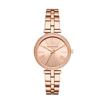 1bd50f35f5e Buy Michael Kors Maci Analog Gold Dial Women s Watch - MK3904 Online ...