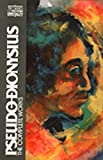 img - for Pseudo-Dionysius: The Complete Works (Classics of Western Spirituality (Paperback)) (English and Ancient Greek Edition) book / textbook / text book
