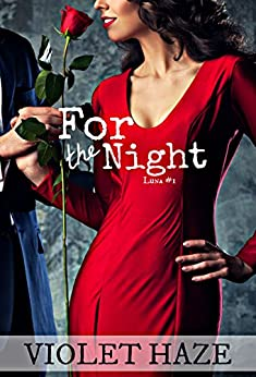 For The Night (Luna Book 1) by [Haze, Violet]