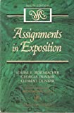 Assignments In Exposition, Rorabacher, Louise E., 0060455780