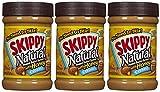 Skippy Natural Peanut Butter-Honey-15 Oz-3 Count