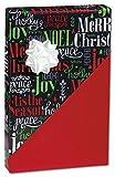 Gift Wrap Tis the Season (24 inch x 417 foot)