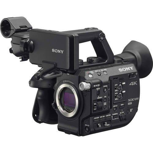 Sony PXW-FS5 4K XDCAM Camera System with Super 35 CMOS Sensor, Body Only by Sony