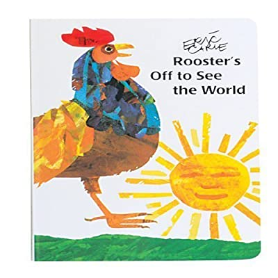 Board Book Classic - Rooster's Off to See The World: Toys & Games