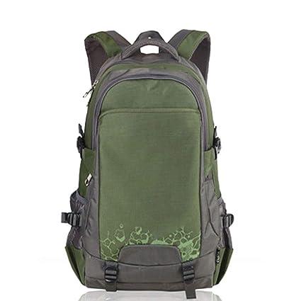 63c5789211d2 Amazon.com: HAOHAOWU Travel Backpack Male Mountaineering Backpack ...