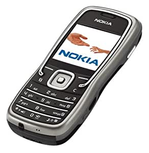 Unlocked Nokia 5500 Sport Original authentic Smart mobile phone (Black, One battery)