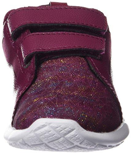 Puma ST Trainer Evo Gleam V Inf-Chaussure Fille Violet Taille 27